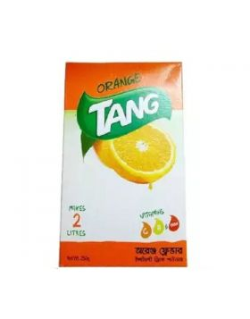 Tang Orange 250 gm Refill Pack