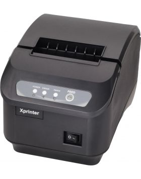 Xprinter Q200II Auto Cutter 250mm/s USB POS Printer