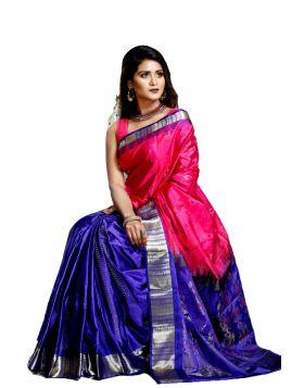 Silk Sari || TCB297