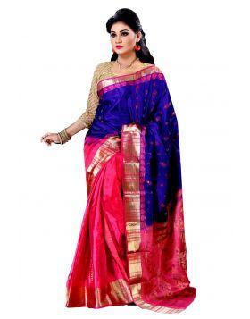 Silk Sari || TCB306