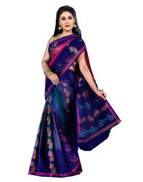 Maslaice Cotton Sari || TCB328