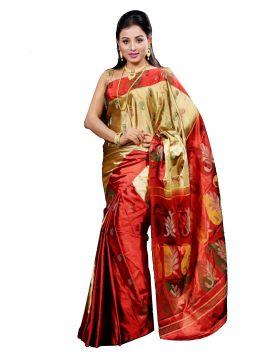 Silk Sari || TCB335