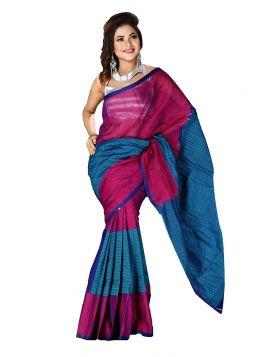 Maslaice Cotton Sari || TCB354