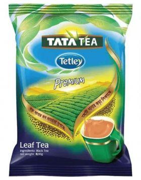 Tata Tea Tetley Premium Leaf 400 gm