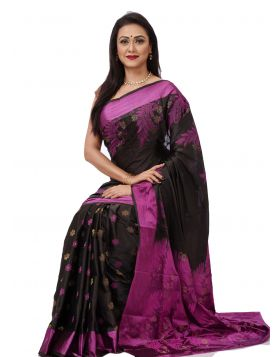Tangail Silk Sari || THP690
