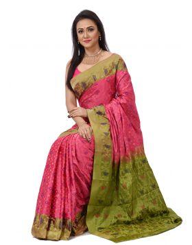 Tangail Silk Sari || THP700
