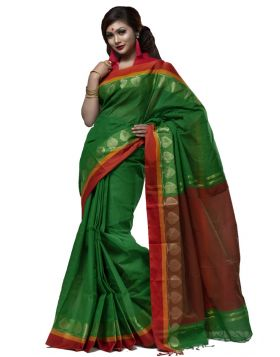 টাঙ্গাইল সুতি শাড়ি ।। TMT1022