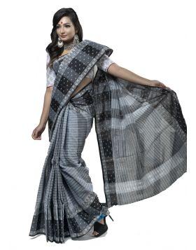 টাঙ্গাইল সুতি শাড়ি ।। TMT1058