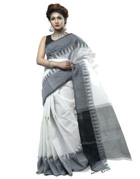টাঙ্গাইল সুতি শাড়ি ।। TMT1060