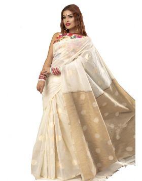 টাঙ্গাইল সুতি শাড়ি ।। TMT1070