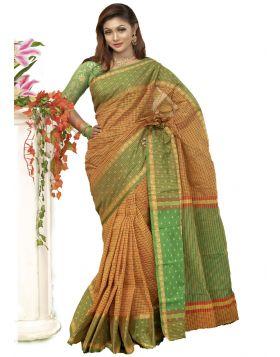 টাঙ্গাইল সুতি শাড়ি ।। TMT1102