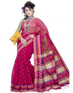 Half Silk Sari || TMT1195