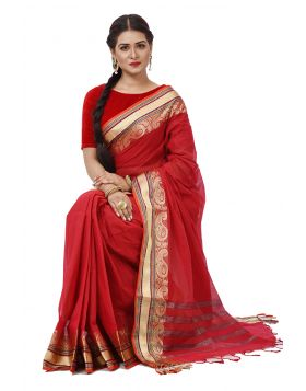 Cotton sari || TNJ386