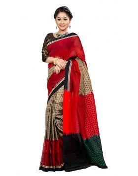Maslaice Cotton Sari || TNM117