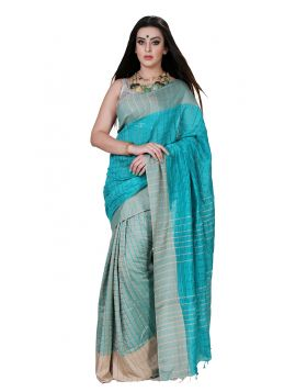 Half Silk Sari || TNN155