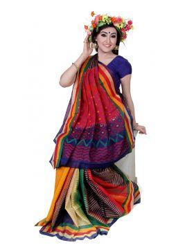Cotton Sari || TNN158