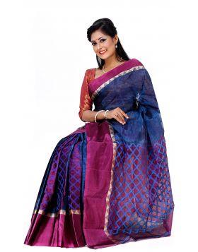 Half Silk Sari || TNN241