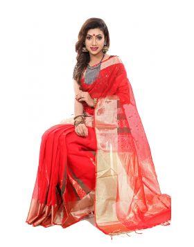 Half Silk Sari || TNN249