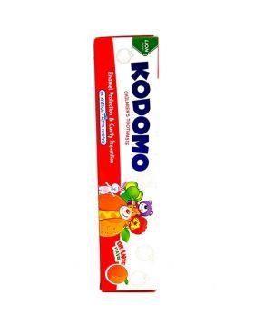 Kodomo Baby Tooth Paste Orange Flavor 80 gm