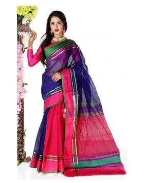 Half Silk Sari || TSD355