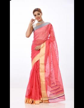 Half Silk Sari || TSD369