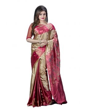 Soft Silk Sari || TSR705