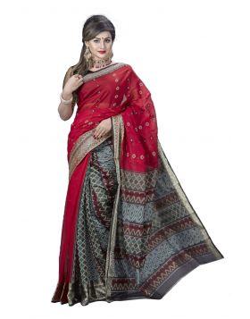 Silk Sari || TSR721