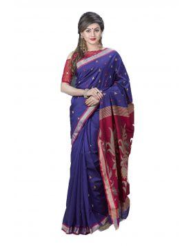 Silk Sari || TSR722