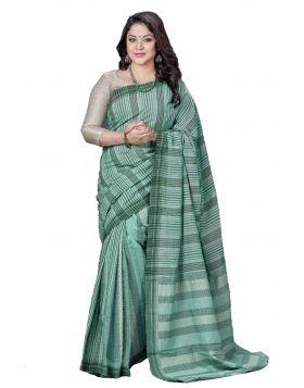 Khadi Cotton Sari    TSR730