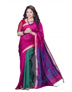 Silk Sari || TSR734