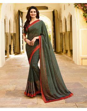 Vinay Starwalk Sari || VIN19147