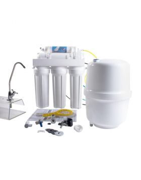 50 GPD RO Water Purifier System